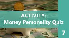 photo regarding Money Personality Quiz Printable named 2..07 Cash Identity Quiz Pas-Spending plan On the internet